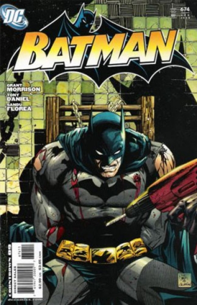 Batman vol 1 # 674