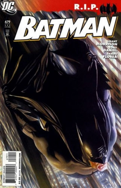 Batman vol 1 # 679