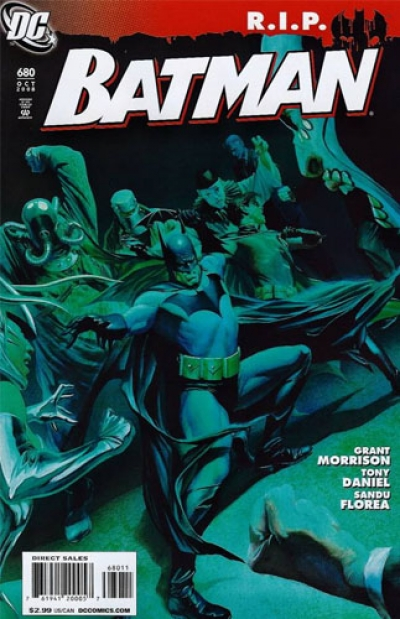 Batman vol 1 # 680