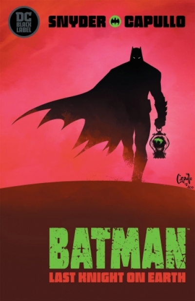 Batman: Last Knight on Earth # 1