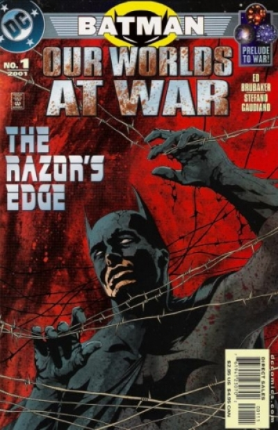 Batman: Our Worlds At War # 1