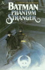 Batman/Phantom Stranger # 1