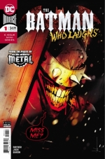 The Batman Who Laughs vol 2 # 1