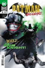 The Batman Who Laughs vol 2 # 2