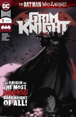 The Batman Who Laughs: The Grim Knight # 1
