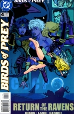 Birds of Prey vol 1 # 4