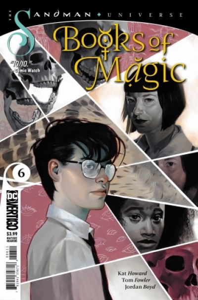 Books of Magic vol 3 # 6