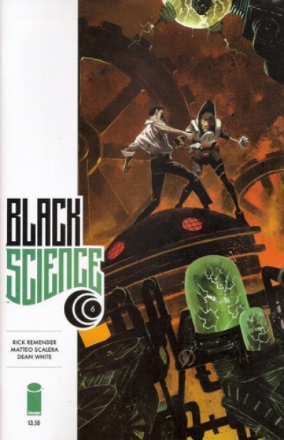 Black Science  # 6
