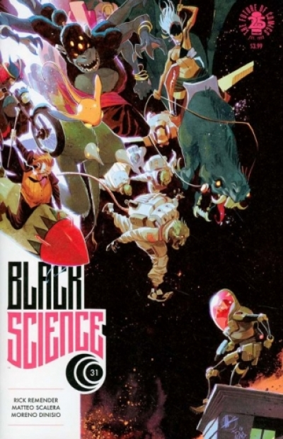 Black Science  # 31