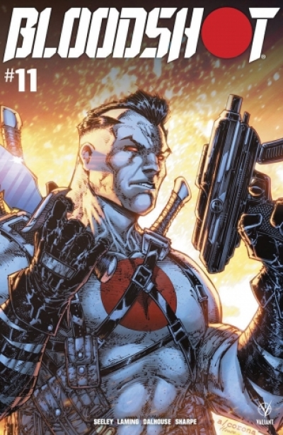 Bloodshot vol 4 # 11