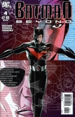 Batman Beyond vol 4 # 4
