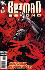 Batman Beyond vol 4 # 5