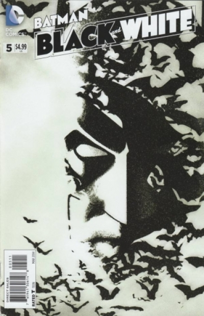 Batman Black and White vol 2 # 5