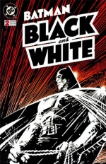 Batman Black and White vol 1 # 2
