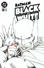 Batman Black and White vol 1 # 3