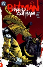 Batman: Haunted Gotham # 3
