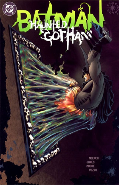 Batman: Haunted Gotham # 4