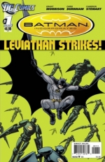 Batman Incorporated: Leviathan Strikes! # 1