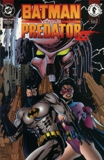 Batman Versus Predator II: Bloodmatch # 1
