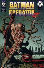 Batman Versus Predator II: Bloodmatch # 2