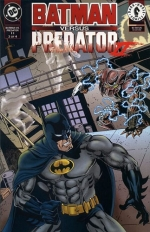 Batman Versus Predator II: Bloodmatch # 3