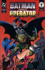 Batman Versus Predator II: Bloodmatch # 4