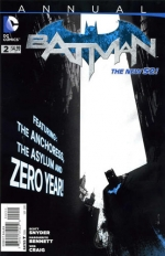 Batman Annual vol 2 # 2