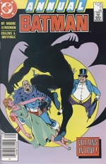 Batman Annual # 11