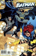 Batman Confidential # 20