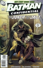 Batman Confidential # 22