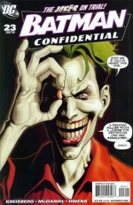 Batman Confidential # 23