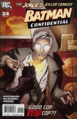 Batman Confidential # 24