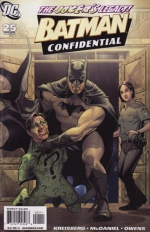 Batman Confidential # 25