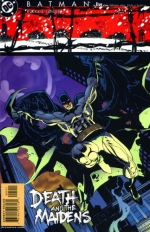 Batman: Death and the Maidens # 5