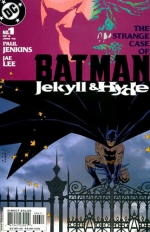 Batman: Jekyll & Hyde # 1