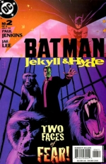 Batman: Jekyll & Hyde # 2