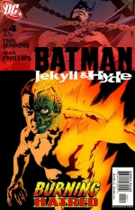 Batman: Jekyll & Hyde # 4