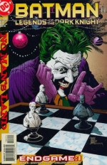 Legends of the Dark Knight vol 1 # 126