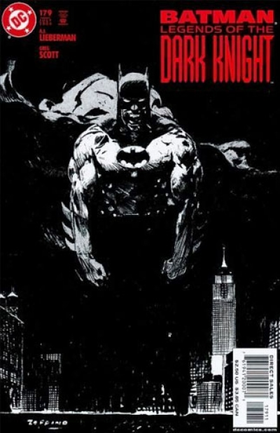 Legends of the Dark Knight vol 1 # 179