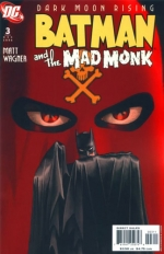 Batman and the Mad Monk # 3