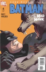 Batman and the Mad Monk # 4
