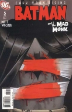 Batman and the Mad Monk # 5