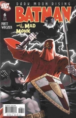 Batman and the Mad Monk # 6