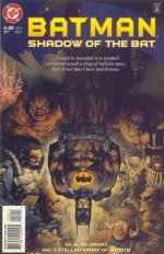 Batman: Shadow of the Bat # 50