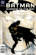 Batman: Shadow of the Bat # 51