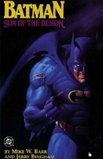 Batman: Son of the Demon # 1