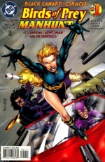 Birds of Prey: Manhunt  # 1