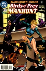 Birds of Prey: Manhunt  # 2