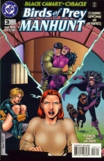 Birds of Prey: Manhunt  # 3