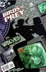Birds of Prey: Wolves # 1